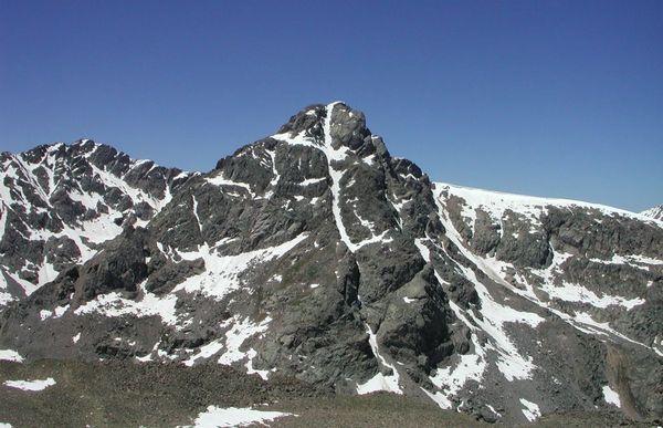 Sawatch Mountains Western Colorado Outdoors