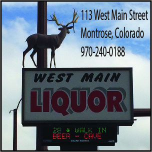 West Main Liquor, CO